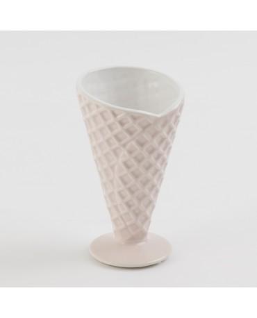 Jäätisepokaal roosa